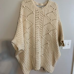 Victoria's Secret Ivory Sweater